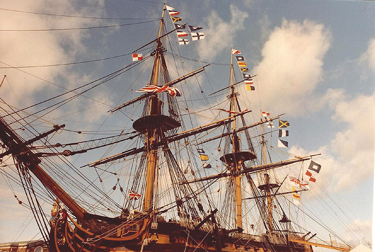 Hms Victory Lord Nelsons Flagship Hms Victory Victorys History